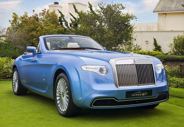 Продават уникален роудстър Rolls-Royce за 2 млн. евро