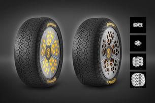 Continental адаптира гумите към пътните условия