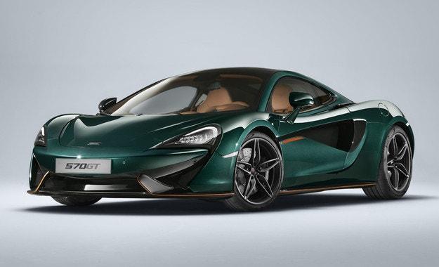 McLaren подготвя 6 специални юбилейни модела