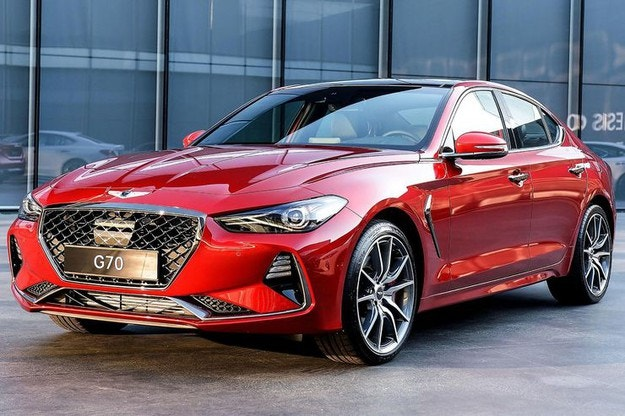 Genesis G70: Нов конкурент на BMW Серия 3