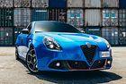 Alfa Romeo Giulietta Sport: С нова карбонова визия