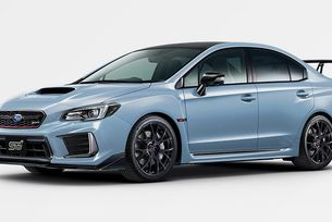 Subaru представи екстремна версия на WRX STI