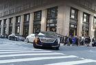 12 автомобила Cadillac CT6 поеха на автономен воаяж