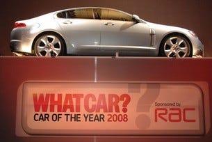 """Jaguar XF е  """"Автомобил на годината"""" на списание """"What Car?"""""""
