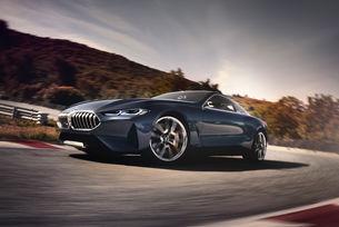 BMW обяви началото на производството на новата Серия 8