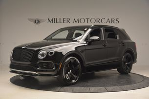 Bentley направи спецверсия Bentayga Black Edition