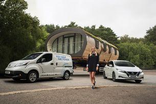 Марго Роби ще оглави пилотни проекти на Nissan