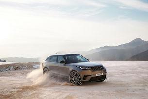 Новият Range Rover Velar с пет звезди на Euro NCAP