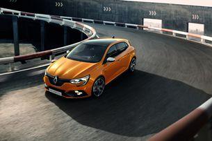 Renault Sport представя Megane R.S. в София