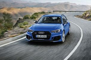Audi Sport ще представи пет нови модела до 2020 г.