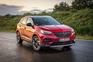 Новият Opel Grandland X на финала в AUTOBEST 2018