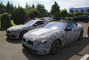 BMW Серия 8 (G14) ще се появи през 2020 г.