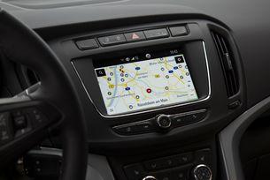 Opel Zafira с новата система Navi 4.0 IntelliLink