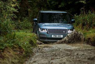 Новият Range Rover прави пътуването удоволствие