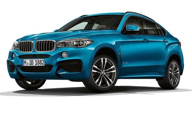 BMW X5 и X6: Още по-спортни и по-уникални