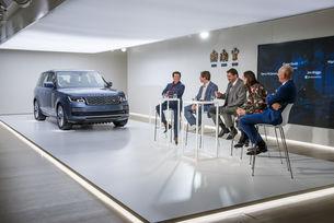 Дебют на новия Range Rover в музея на дизайна в Лондон