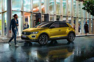 Volkswagen T-Roc: Черната овца в SUV стадото