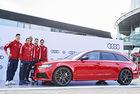 Звездите на Байерн Мюнхен получиха своите коли Audi