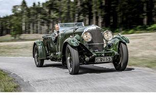 Bentley 8 Litre: Големият дружелюбен великан