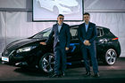 Електромобилът Nissan LEAF пристигна в България