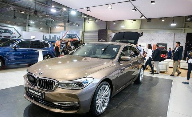 Дебютира новото BMW Серия 6 Гран Туризмо