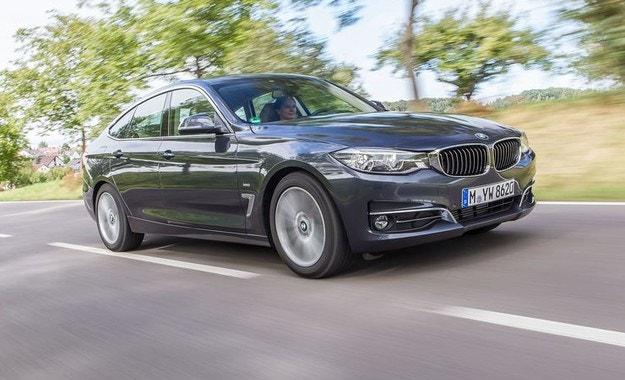 BMW 330d xDrive Gran Turismo: Маратонецът