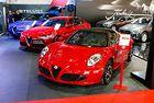 Stelvio и Giulia са звездите на Alfa Romeo