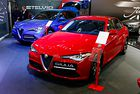 Stelvio и Giulia са звездите на Alfa Romeo в София