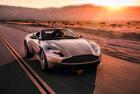 Aston Martin разкри най-спортния си кабриолет