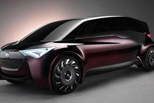 Toyota показа водороден миниван за салона в Токио