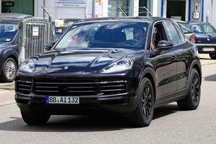 Bridgestone ще оборудва новия Porsche Cayenne