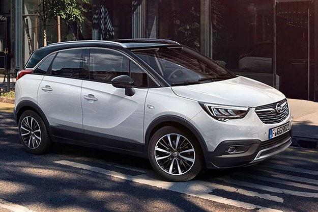 Opel Crossland X (2017): Стилен, невероятен