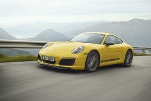 Новото Porsche 911 Carrera T: Само за пуритани