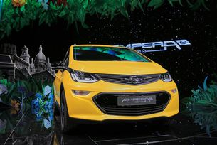Спряха продажбите на Opel Ampera-e (2017)