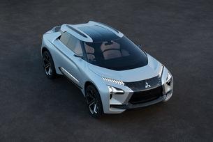 Mitsubishi разкри новия кросоувър Evolution