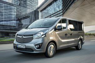 Новите Opel Vivaro Combi+ и Tourer вече на пазара