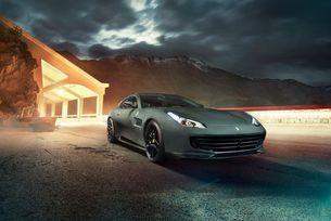 Студиото Novitec преобрази Ferrari GTC4 Lusso