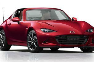 Mazda подобри управлението на роудстъра MX-5