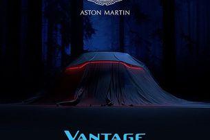 Новият Aston Martin Vantage дебютира на 21 ноември