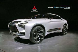 Още за Mitsubishi e-Evolution Concept