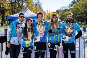 Бегачите от Renault Passion Runners избягаха 50 км