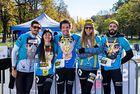 Радо, Йоанна, Лили и Искрата постигнаха страхотни резултати в състезанието Renault Morning Run, след тренировките им с планинския бегач Кирил Николов – Дизела