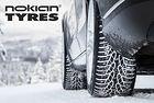 Известно е вече кой печели 4 зимни гуми Nokian