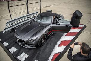 Road Show Mercedes-Benz Star Experience 2017 на Лесново