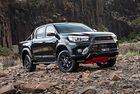 Toyota разработва екстремна версия на пикапа Hilux