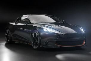 Aston Martin пусна прощална версия на Vanquish