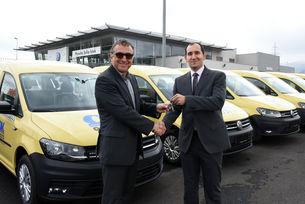 ОК Супертранс и VW продължават партньорството