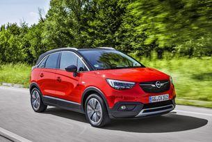 Пет звезди от Euro NCAP за Opel Crossland X