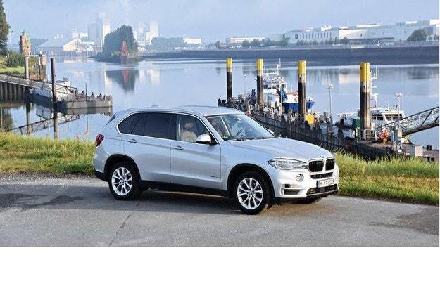 BMW X5 25d xDrive: Много голям