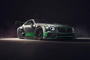 Bentley обяви новото спортно купе Continental GT3